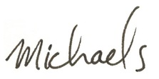 Michaels signature